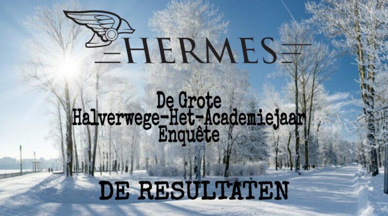 De Grote Halverwege-Het-Academiejaar Hermesenquête: de resultaten